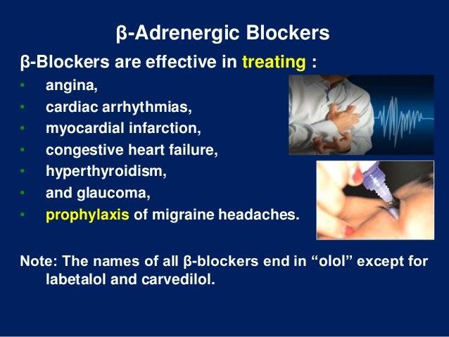 β-Blockers • All are competitive antagonists • Propranolol is prototype • Although all β-blockers lower blood pressure in ...