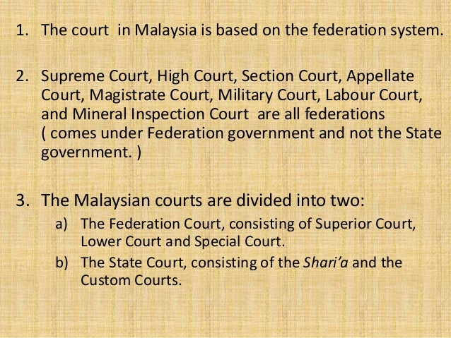 malaysian government system Introduction in this topic, you will learn how the malaysian government is administered through certain bodies you will be introduced to the functions and rol.