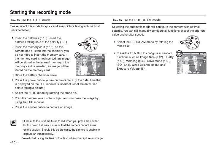 Samsung S730 User Manual