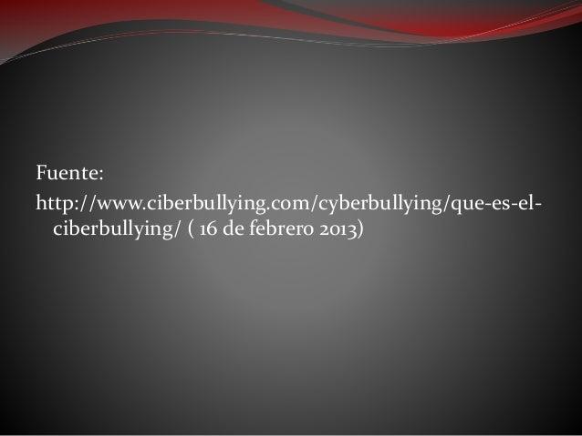 L8 cyberbullying