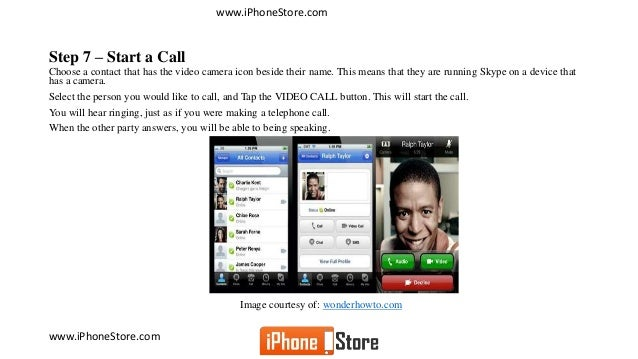 How to Use Skype on iPhone & iPad