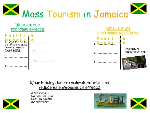 jamaica case study Mass tourism in jamaica what is mass tourism mass tourism is when a large number of tourists visit the same area jamaica-montego bay montego bay is an up and coming tourist destination.