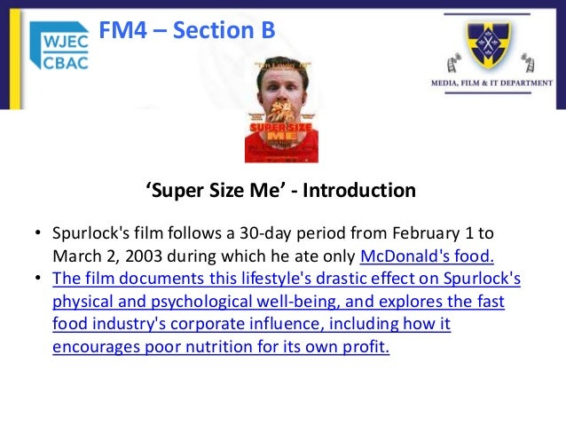L9 super size me introduction – Supersize Me Worksheet Answers