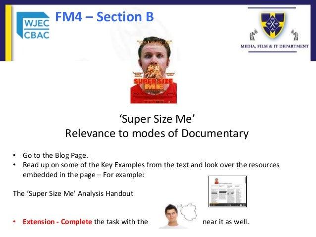 L9 super size me introduction – Supersize Me Worksheet Answers