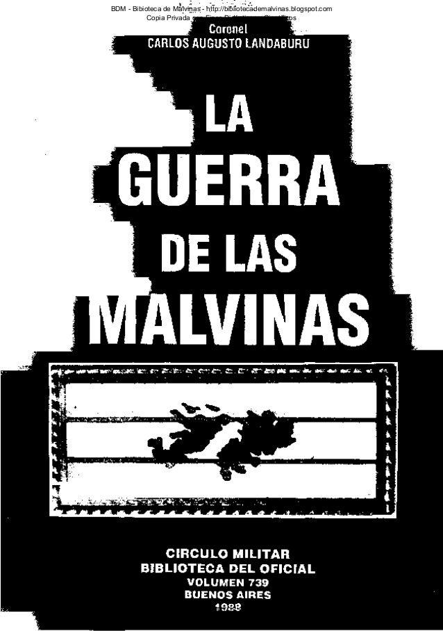 BDM - Bibioteca de Malvinas - http://bibliotecademalvinas.blogspot.com Copia Privada con Fines Didácticos y Científicos  E...