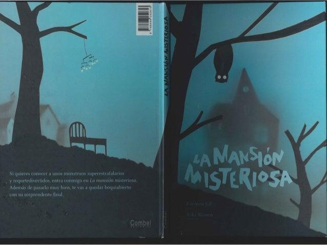 La mansión misteriosa