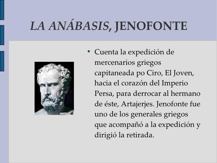 ANABASIS JENOFONTE PDF