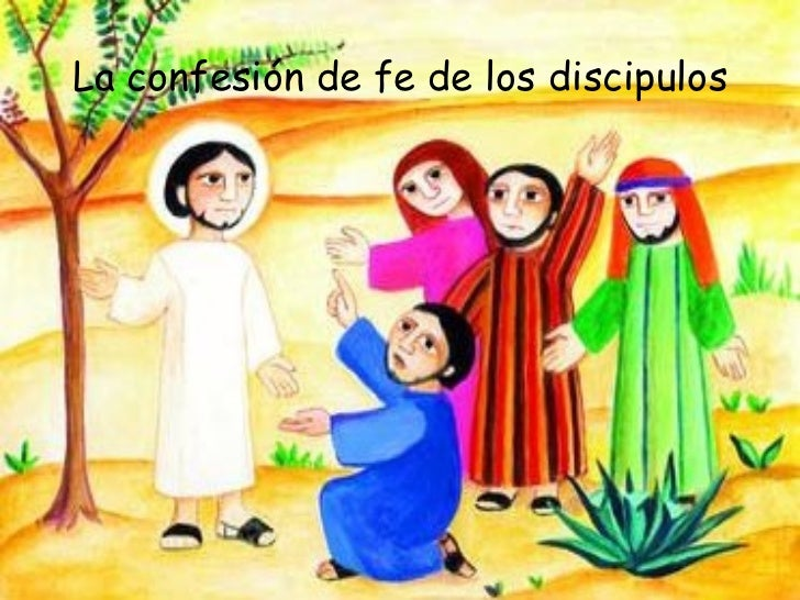 Resultado de imagen para imagenes de la confesion de pedro para niños