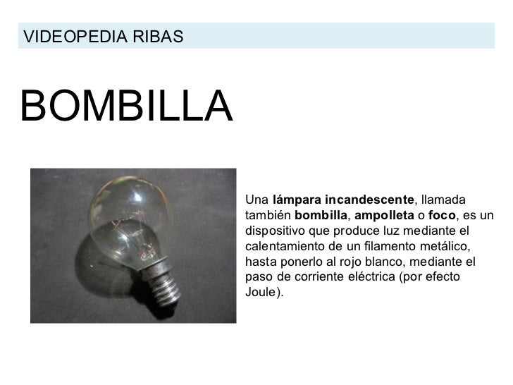 Bombilla for Como cambiar una lampara