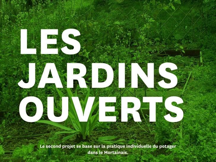 La chaine-des-jardins-Pluslonguelavie Slide 2