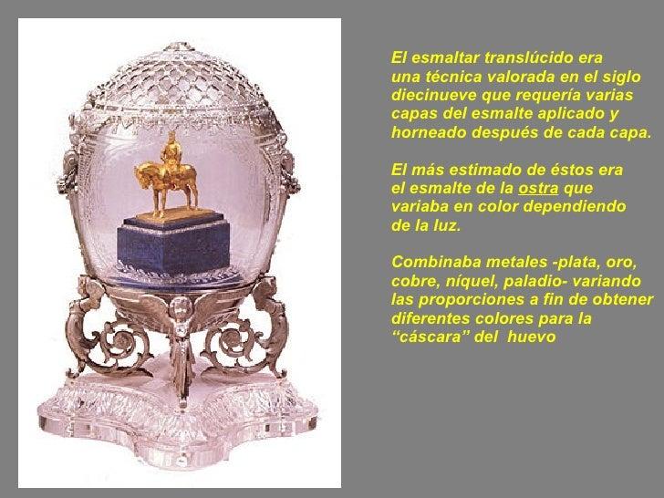 La Coleccion De Fabergge Slide 3