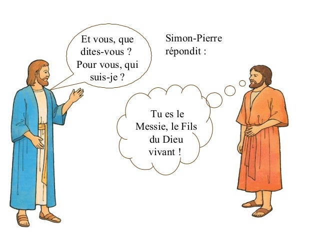 Michel blogue avec Jean Martial  Mbena/Sujet/Définis-moi d'abord qui est Dieu/ Diaporama-pierre-reconnat-jsus-comme-le-messie-3-638