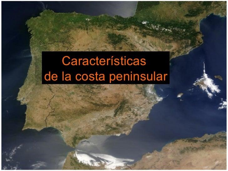 La costa española Slide 2