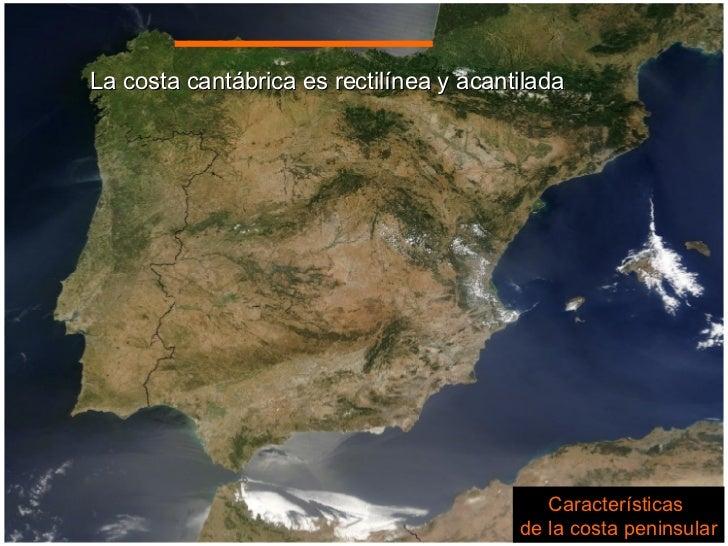 La costa española Slide 3