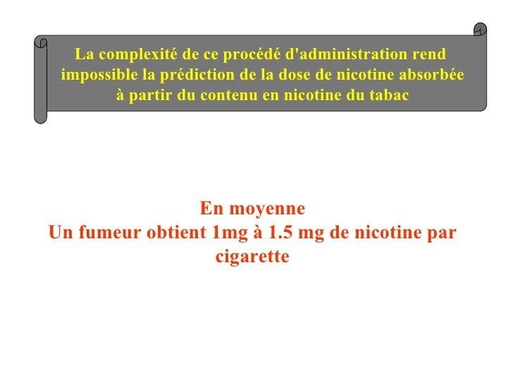 Brain Tv 3 @ Dépendance à la nicotine