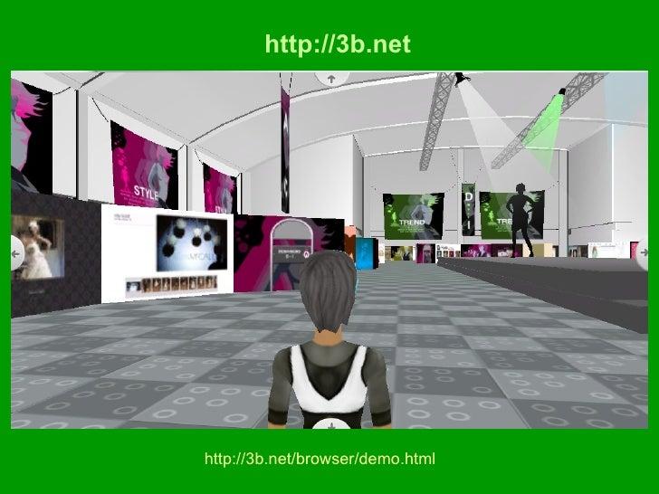 http://3b.net http://3b.net/browser/demo.html