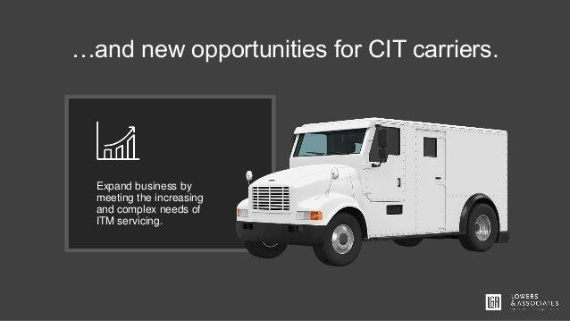 Emerging ITM Program Risks: A CIT Carrier's Resource Slide 3