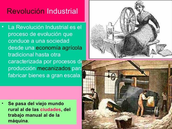 La Era De Las Revoluciones Slide 2