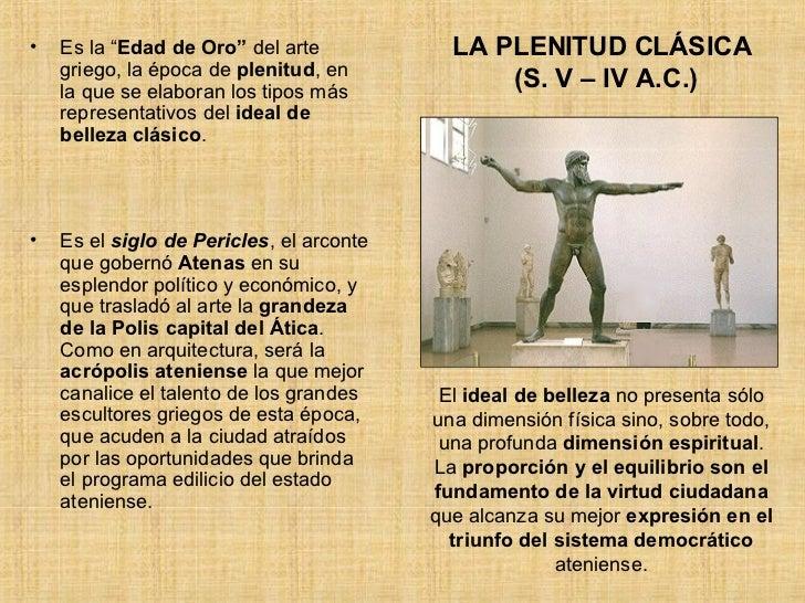La escultura griega el clasicismo - Epoca del clasicismo ...