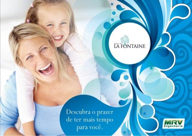 MRV Folder La fontaine | Londrina - PR