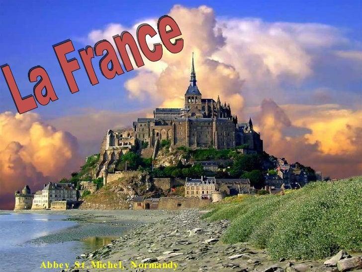 Abbey St.Michel, Normandy La France