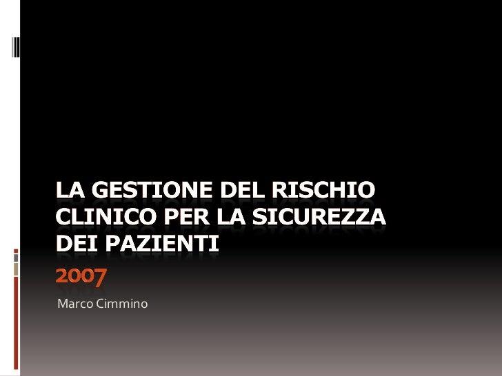 Marco Cimmino