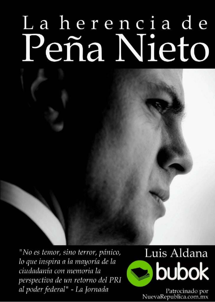 La herencia dePeña Nieto