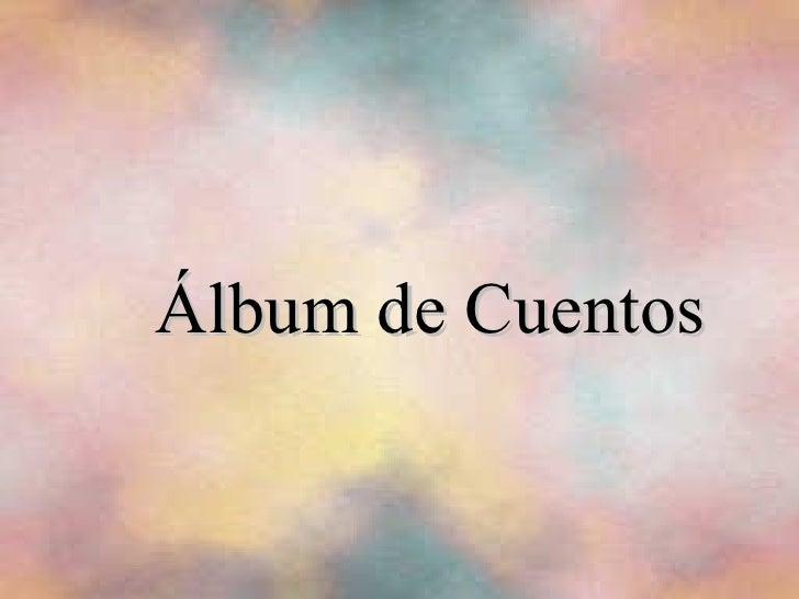 Álbum de Cuentos