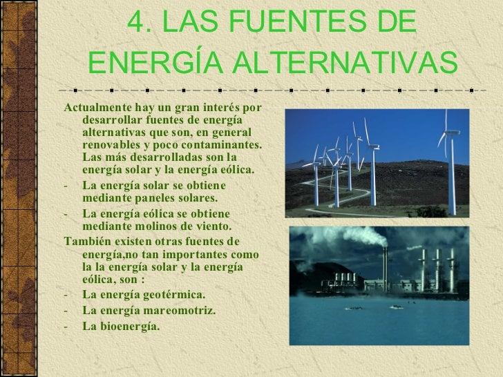 La Industria Y La Energia