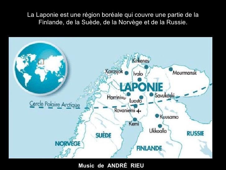 La Laponie est une région boréale qui couvre une partie de la Finlande, de la Suède, de la Norvège et de la Russie. Music ...