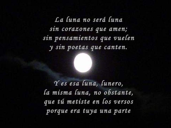 La luna for Que luna estamos ahora