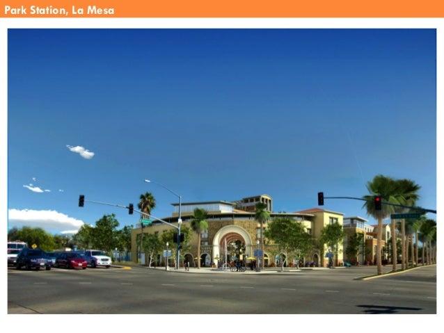 Park Station, La Mesa