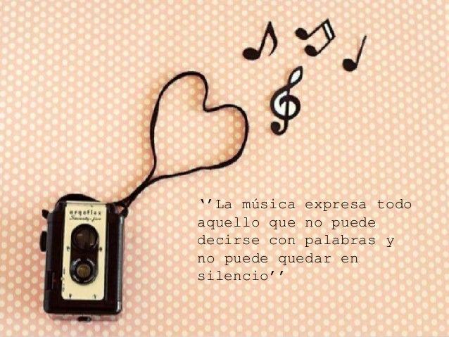 La musica <3