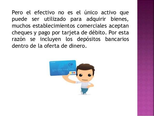 La oferta monetaria viene determinada por el banco central, los bancos y el público que comprende las familias y las empre...