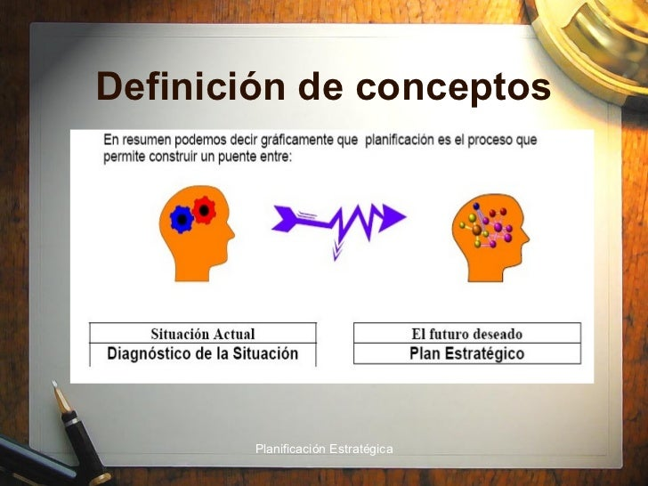 Definición de conceptos