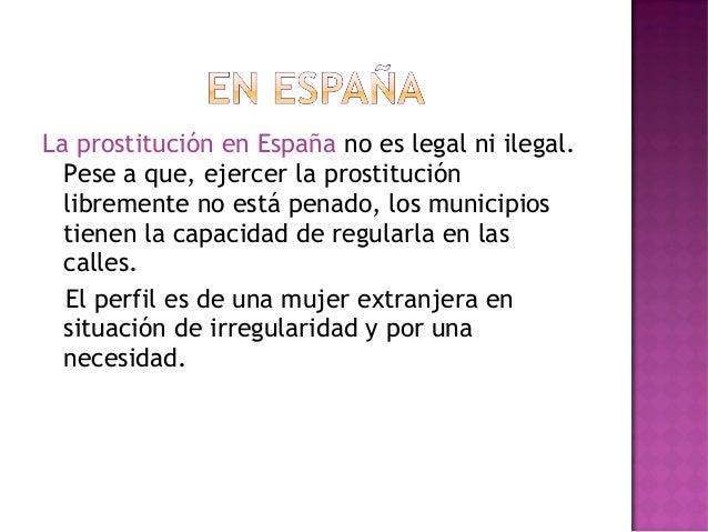 la prostitución es ilegal en españa prostitutas en caceres