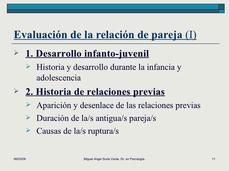 <ul><li>1. Desarrollo infanto-juvenil   </li></ul><ul><ul><li>Historia y desarrollo durante la infancia y adolescencia </l...