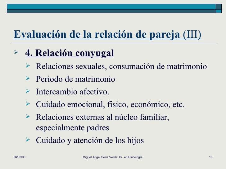<ul><li>4. Relación conyugal   </li></ul><ul><ul><li>Relaciones sexuales, consumación de matrimonio </li></ul></ul><ul><ul...