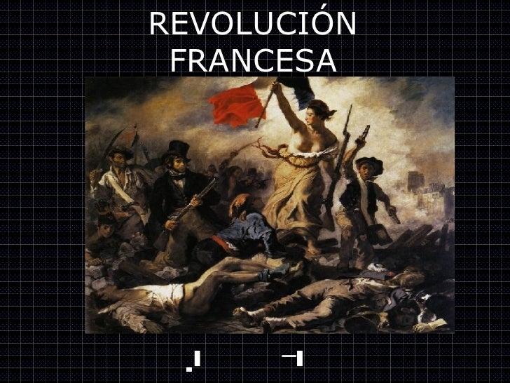 REVOLUCIÓN FRANCESA  – 