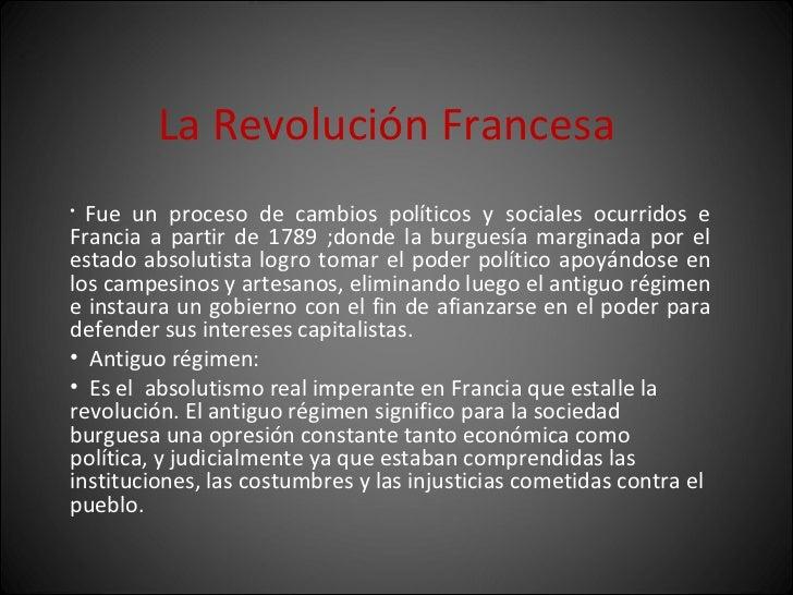 La revolucion Francesa Slide 2