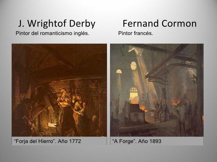 La Revolucion Industrial  Pintura Slide 3