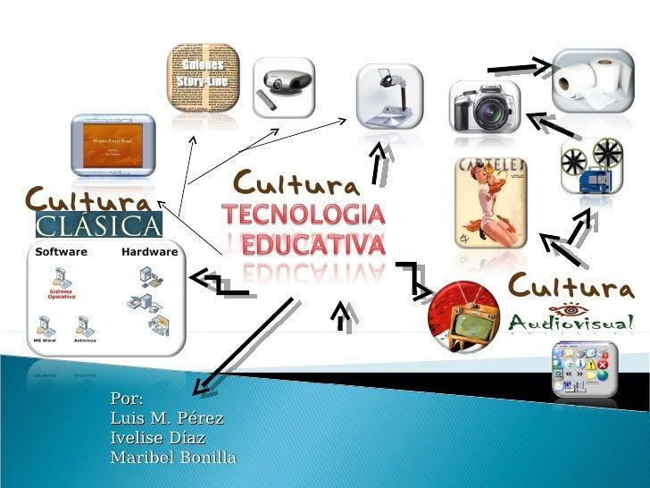 Por: Luis M. Pérez Ivelise Díaz Maribel Bonilla