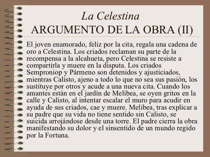 La transici n al renacimiento manrique y la celestina for La celestina argumento