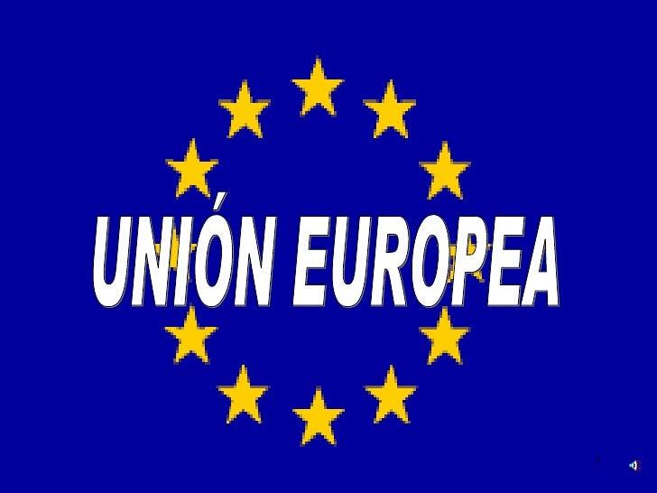 Resultado de imagen para La Union Europea