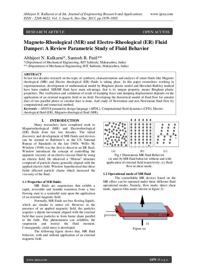 Abhijeet N. Kulkarni et al Int. Journal of Engineering Research and Applications ISSN : 2248-9622, Vol. 3, Issue 6, Nov-De...