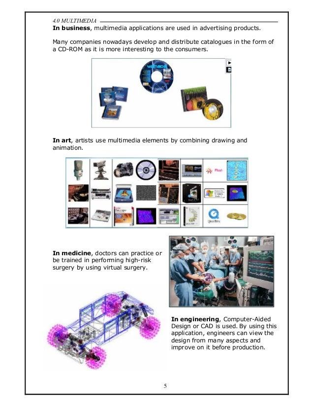 Ict multimedia coursework