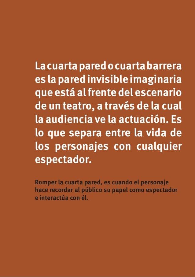 Awesome La Cuarta Pared Teatro Contemporary - Casas: Ideas, imágenes ...