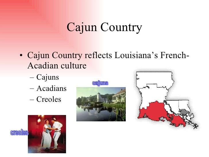 louisiana regions