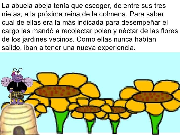 Cuento la abeja feliz for Ahuyentar abejas jardin