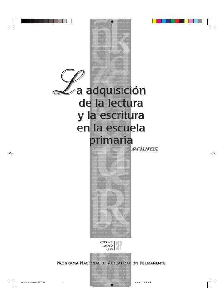 gomez palacio margarita la lectura en la escuela pdf